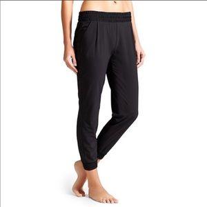 Athleta Aliso Pants in Black Size 4